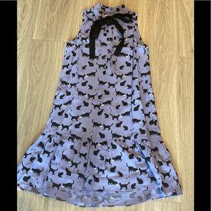 Kate Spade cat dress